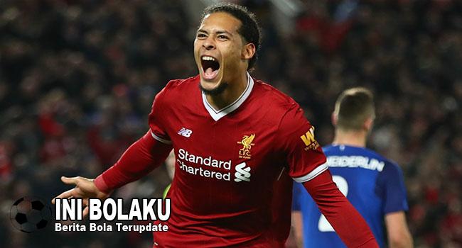 Virgil Van Dijk Dinilai Bakal Bisa Jadi Legenda Di Liverpool