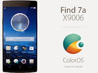 FIRMWARE OPPO FIND 7A X9006