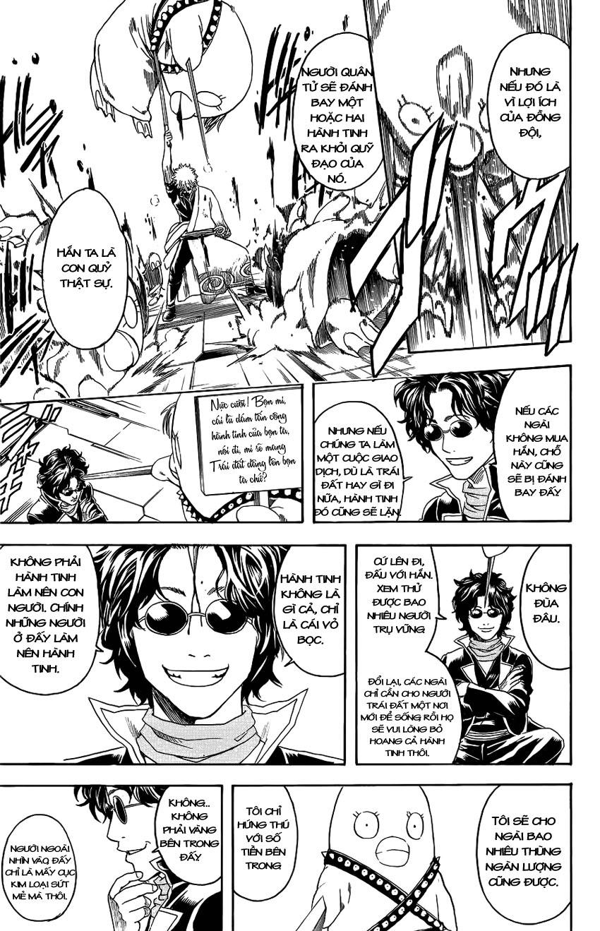 Gintama Chap 356 page 6 - Truyentranhaz.net