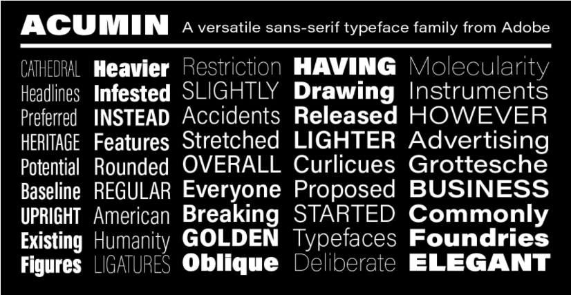 What's in a Font? How Fonts Can Define Your Design | Stuff