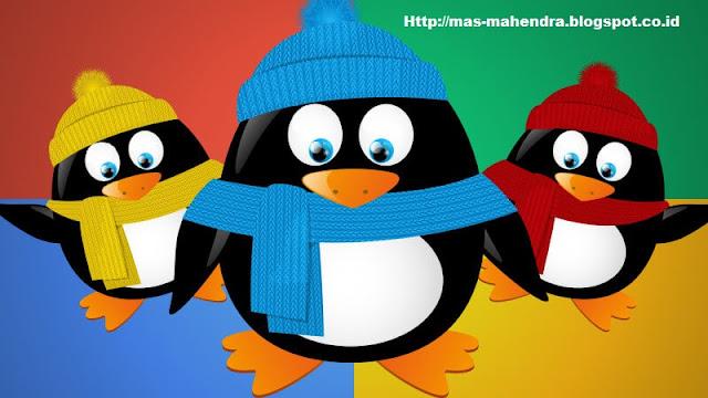 Google Baru Penguin Update Algoritma