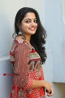 Telugu Actress Nikhila Vimal Latest Stills in Anarkali Dress  0120.JPG