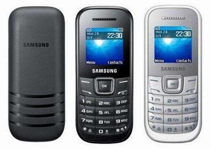 Harga handphone Samsung GT-E1205M Murah