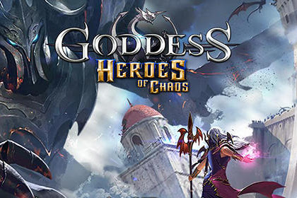 Download Game MMORPG Android Goddess: Heroes of chaos