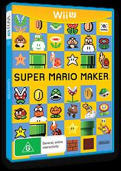 Super Mario Maker [Loadiine Ready][WUD][PAL][Español][MEGA]