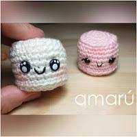 http://amigurumislandia.blogspot.com.ar/2019/03/amigurumi-mini-masmelito-amaru.html