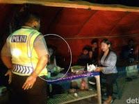 Pesan Polisi ke Netizen soal Perempuan Misterius dalam Foto Patroli