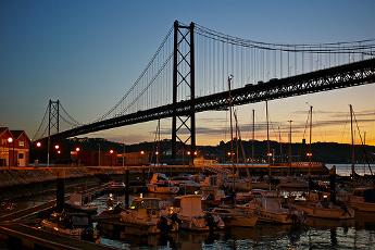 Puente 25 de Abril - Lisboa