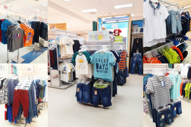 JusTees Shirts, Jeans for Kids, SM Department Store, Justees Clothing & Accessories