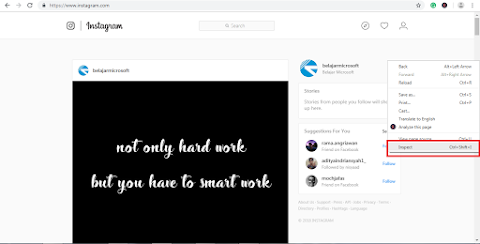 Cara Upload Instagram Via Web di PC Tanpa Software