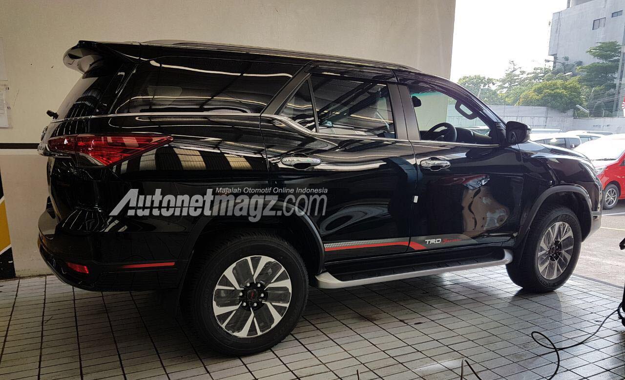 Kelebihan Kekurangan Toyota Fortuner Vrz Review