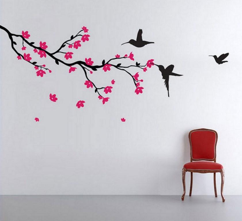 Cuadros modernos pinturas y dibujos descubre como pintar for Diseno de paredes con cuadros
