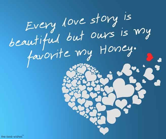 good morning honey status