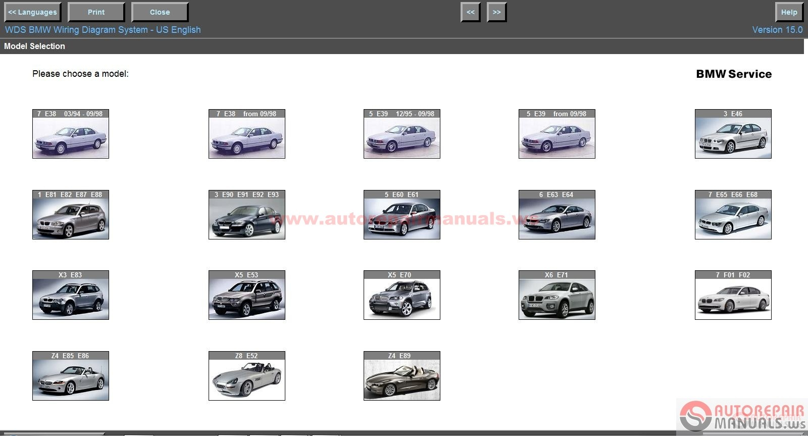bmw wds v15 wiring diagram diagram base website wiring diagram ...  tassanare