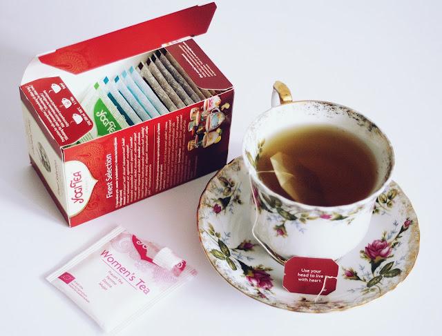 Yogi Tea,  Wyborny Zestaw Finest Selection
