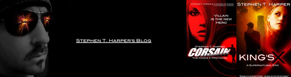 Stephen T. Harper's Blog