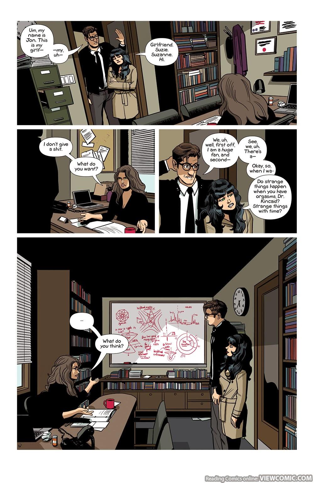 Read bizzare sex comic online