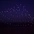 RECORDE MUNDIAL DE DRONES NO AR - DESAVISADOS DIRIAM QUE ERA UM OVNI