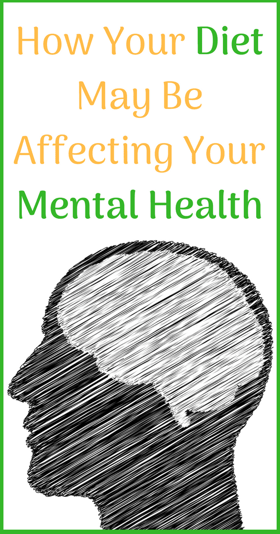 Is Your Diet Affecting Your Mental Health?