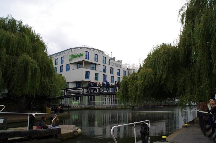 Camden Lock Canals London