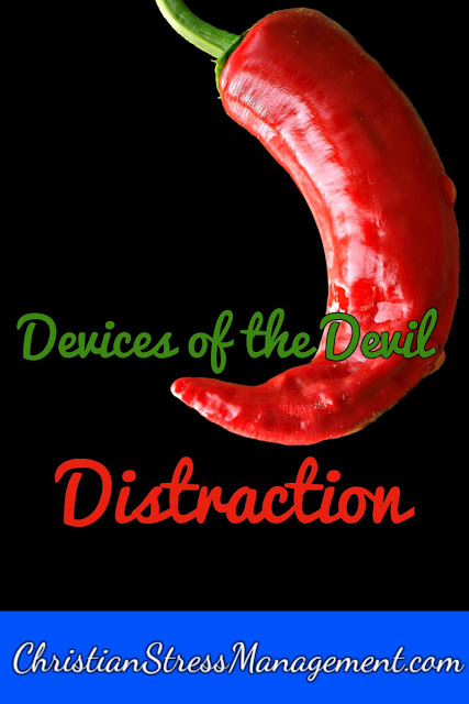 Devices of the Devil - Distraction