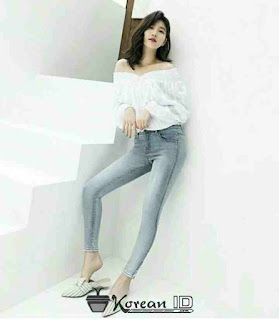 Suzy Quess 2018 S/S Super Fit Denim Collection 3