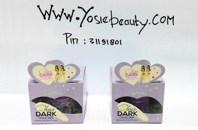 Foto Asli Clear Dark Chomnita Pemutih dan Perawatan Kulit Pantat Atau Bokong