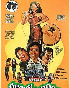 Warkop DKI – Gengsi Dong (1980)