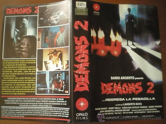 Demons 2 (Demoni 2 L`Incubo Ritorna) (1986)-Ale13 | latest ...