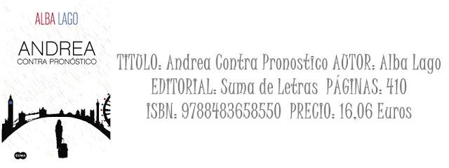 Reseña: Andrea Contra Pronóstico
