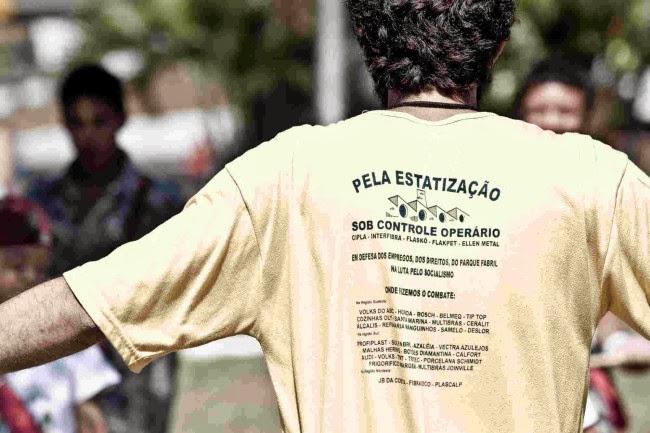 Foram 35 fábricas ocupadas em todo o Brasil, uma experiência que está na consciência da classe operária