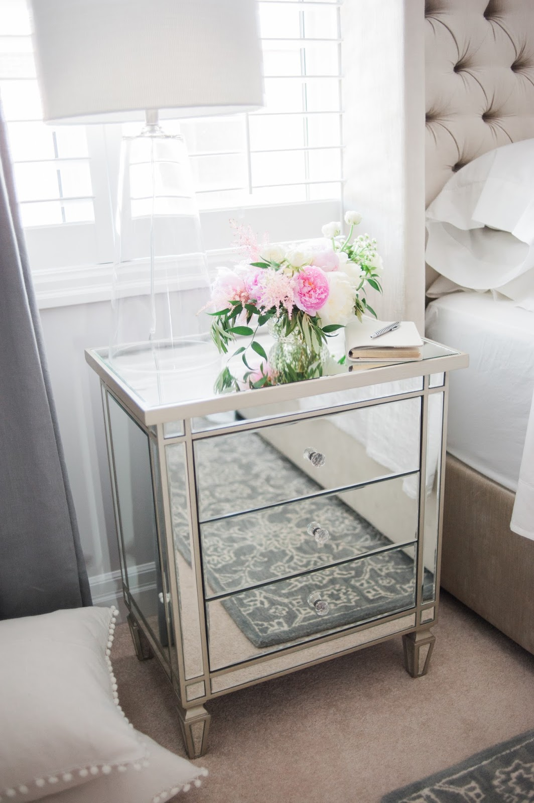 master bedroom reveal suburban faux pas. Black Bedroom Furniture Sets. Home Design Ideas