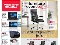 Office Depot Weekly Ad October 21 - 27, 2018