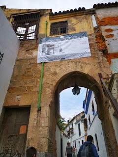 Córdoba, Arco del Portillo.