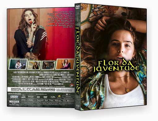 CAPA DVD – Flor Da Juventude AUTORADO