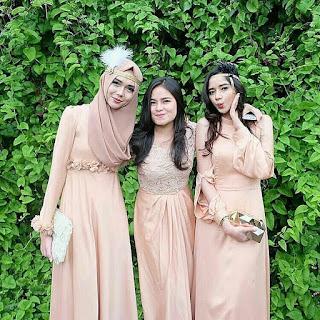 Kebaya Muslim Hijab