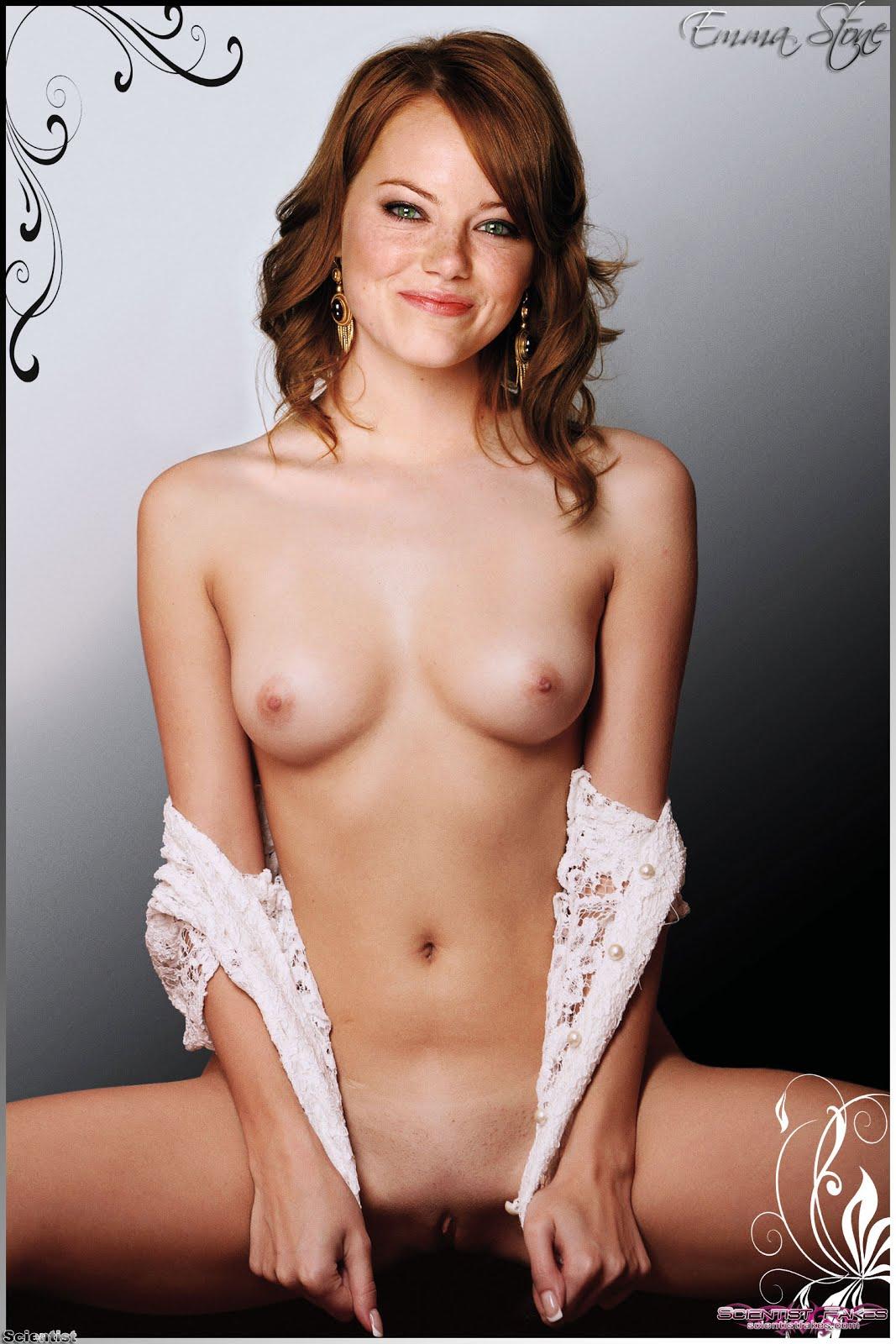 Emma stone mrskin