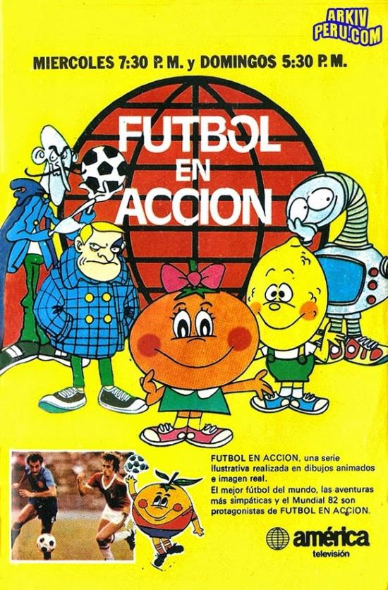 Fútbol en Acción