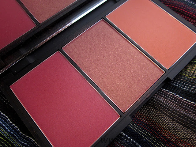 Sleek Blush by 3 Sugar review and swatches