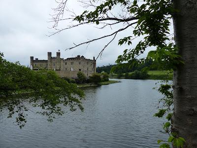 jardin du Château de Leeds