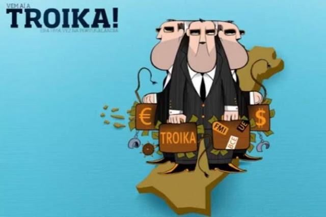 Resultado de imagen de la troika