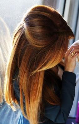 Model Warna Rambut Ombre 2017 dan Cara Perawatannya