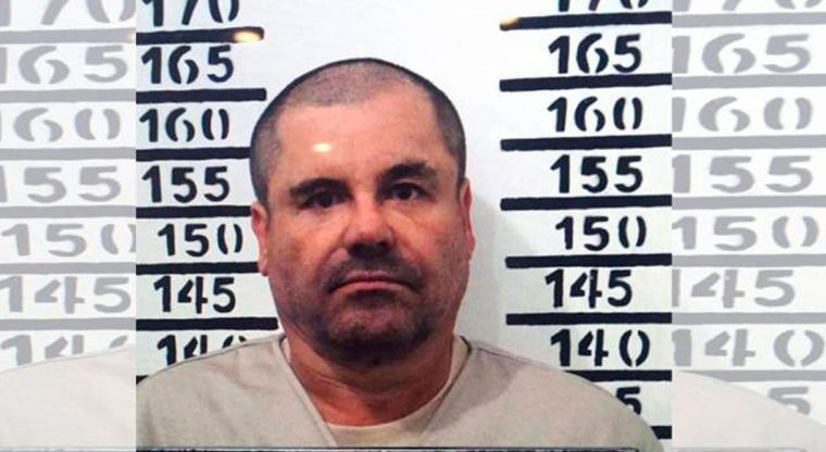 """El Chapo"" denuncia a custodio por acoso sexual"