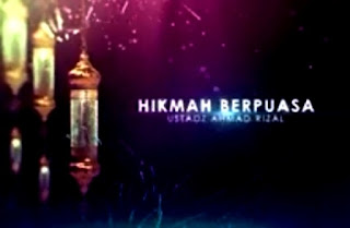 3+ Hikmah Puasa di Bulan Suci Ramadhan