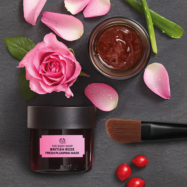 The Body Shop Reciepies of Nature Mask