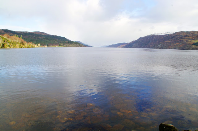 Loch Ness Scottish Highlands