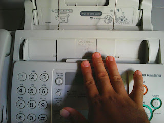 beli film fax if-93 untuk fax panasonic kx-fp701 seri 7