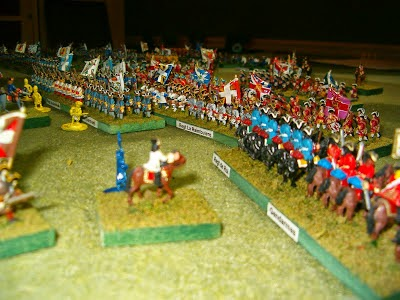 Toy Soldiers and Dining Room Battles: 150 Followers? How did that