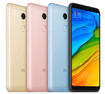 Xiaomi Redmi Note 5 Price In India and Specifications