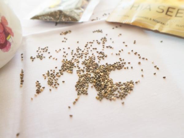 chia seed, chia seeds, manfaat chia seeds, chia seed adalah
